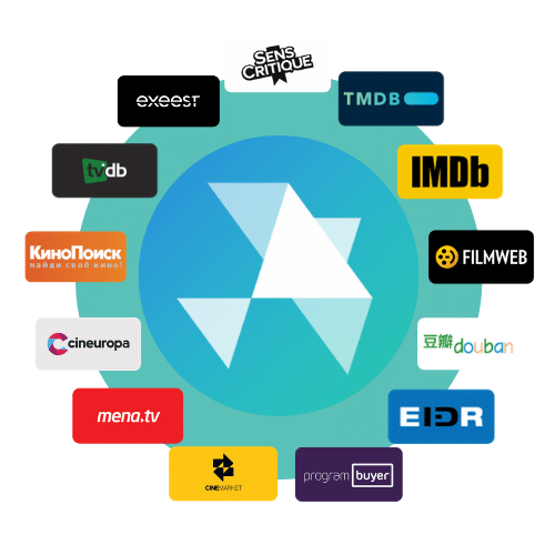 Partners - Register your movies and tv shows