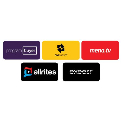 FlickShow marketplaces partners